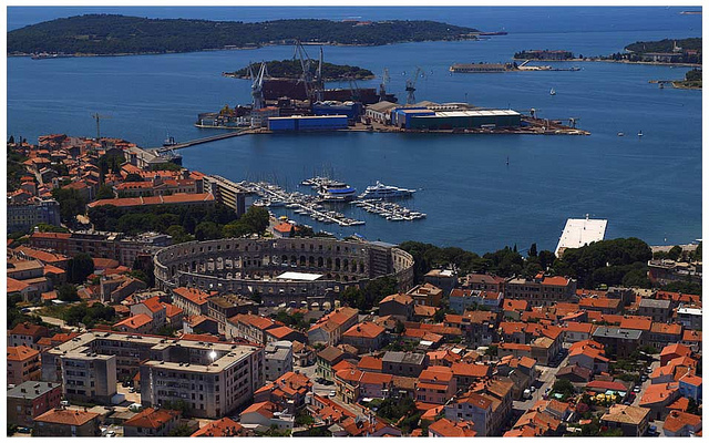 Top 10 Croatia - Pula