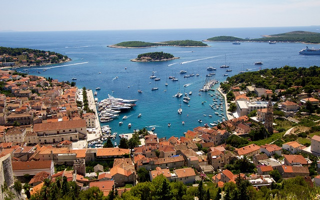 Hvar - Croatial islands to visit