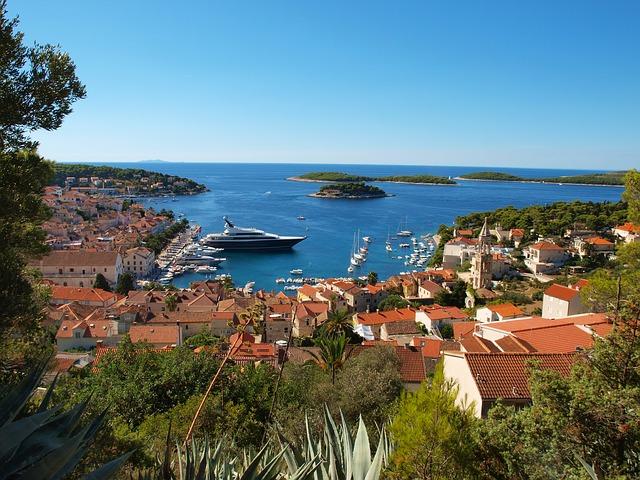 Croatian islands to visit