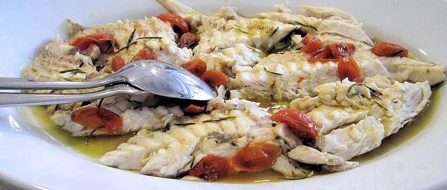 Seafood delicacies