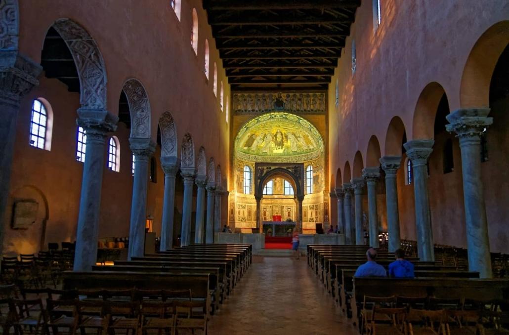 Euphrasian Basilica - a monument in Croatia