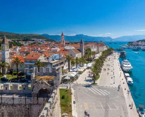 Historical city of Trogir