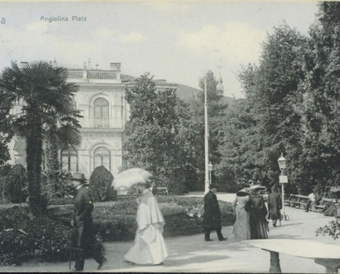 History and story of Opatija