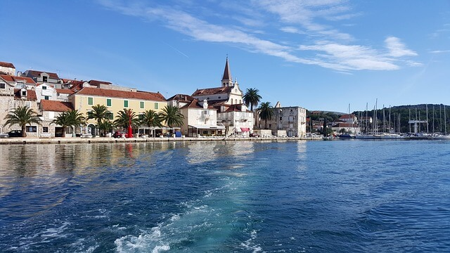 Island of Brač, Croatia