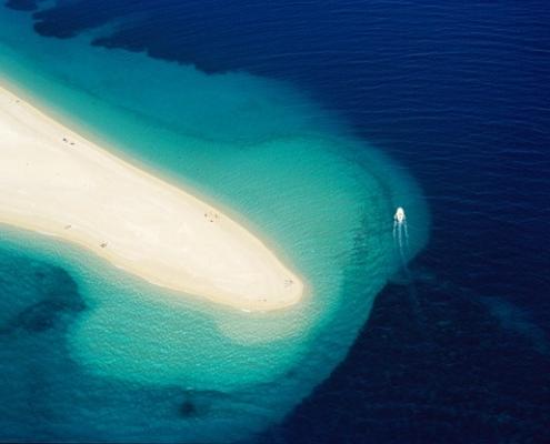 Golden Horn beach on the island of Brac