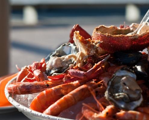 delicacies - seafood