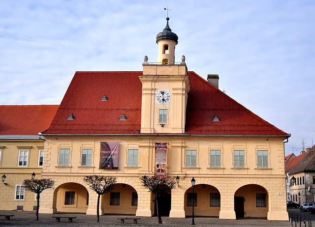 Museum of archaeology in Osijek