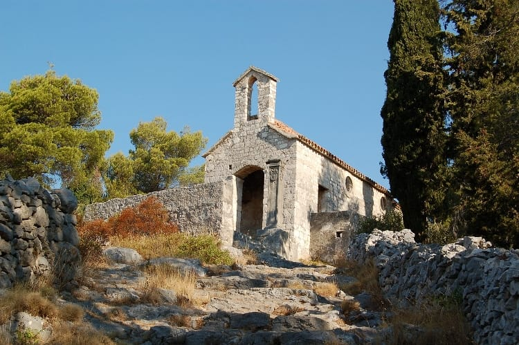 Things to do on the island of Hvar