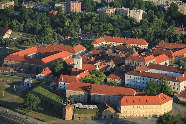 Osijek attractions