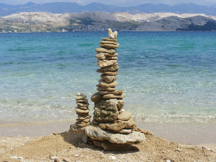 A perfect vacation on Pag