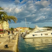 Vacation in Poreč, Croatia