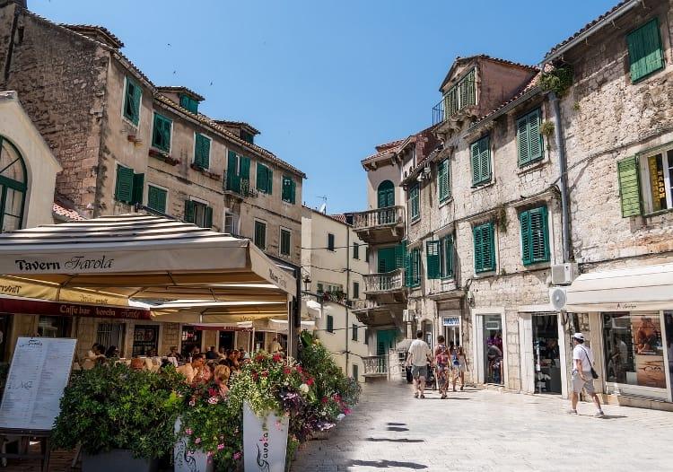 Attractions in Split