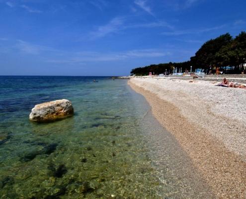 Best beaches in Istria