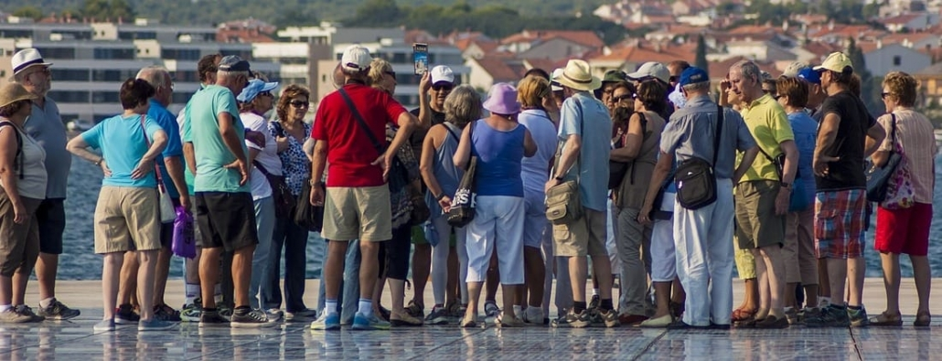 Tipping tour guides in Croatia